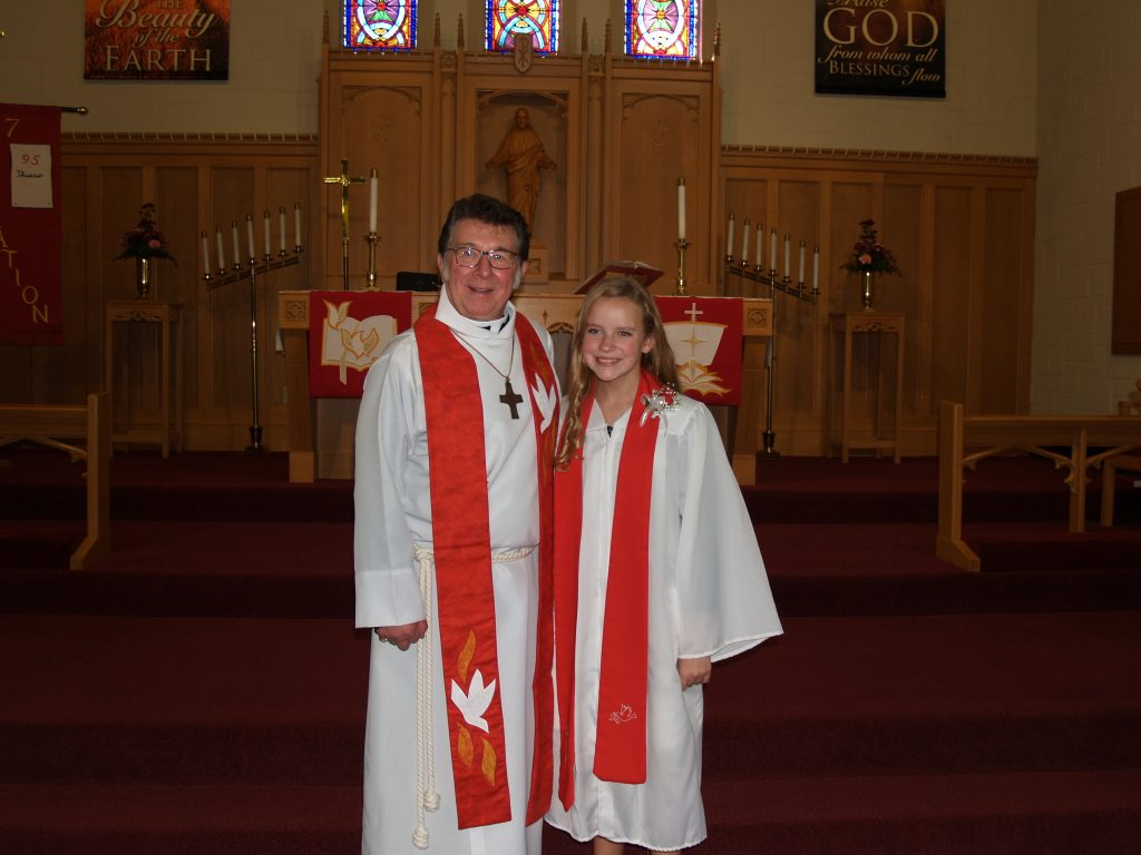 Confirmation | Zion Lutheran